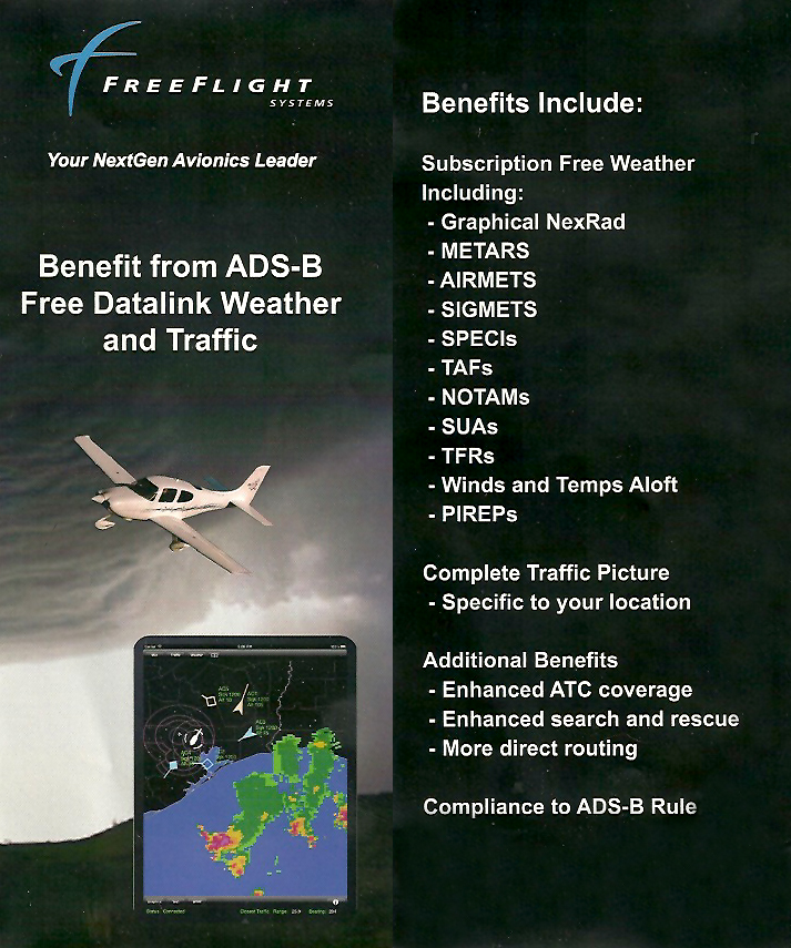 Free Flight Systems Ad